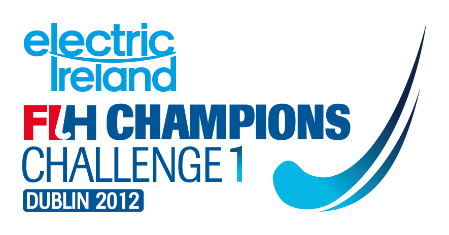 Electric Ireland Hockey Champions Challenge 1 2012